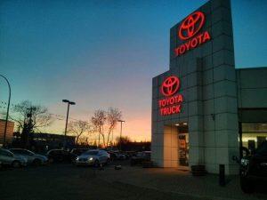 Kingsway Toyota